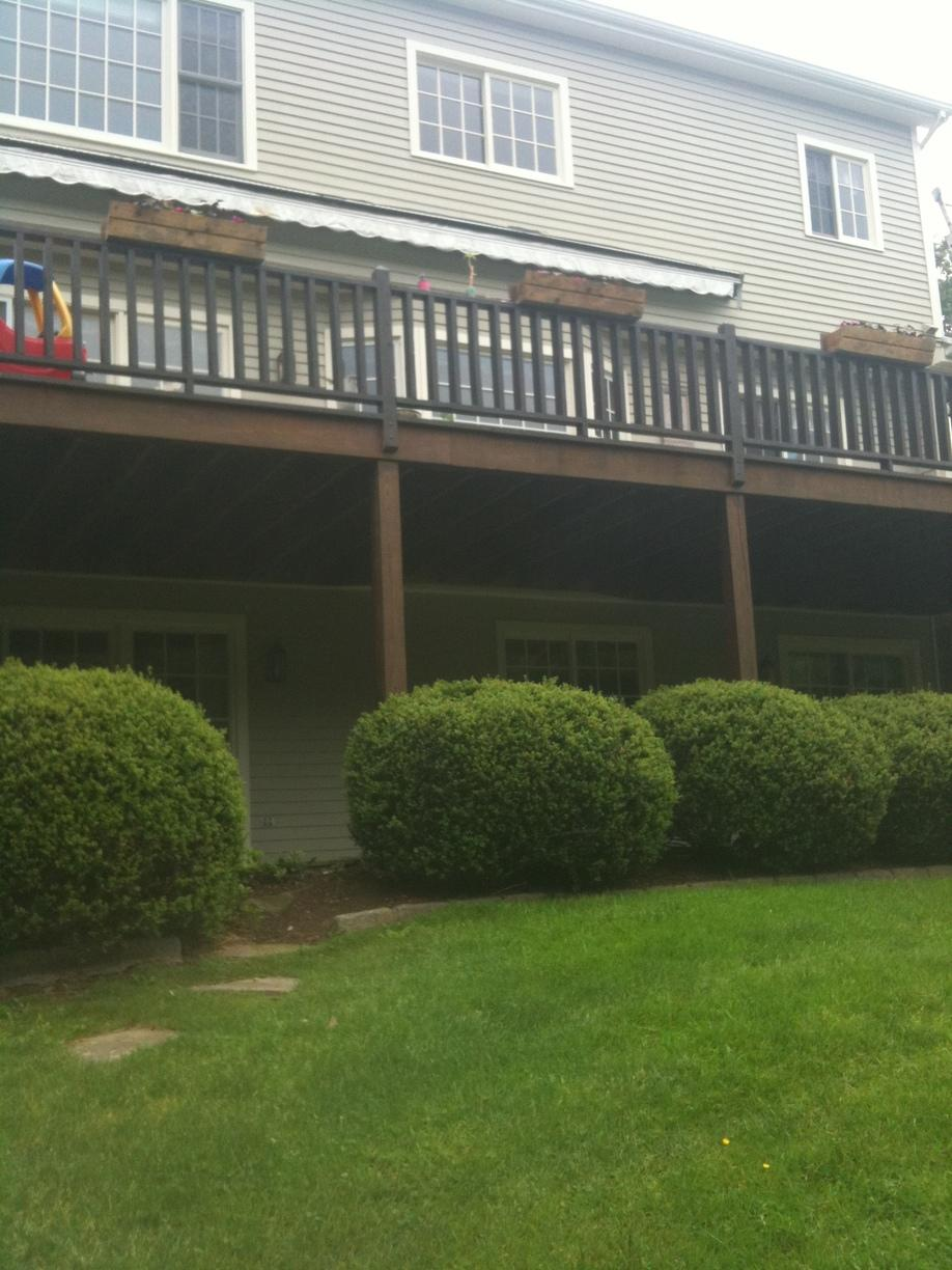 Painting Exterior Home in Ridgefield