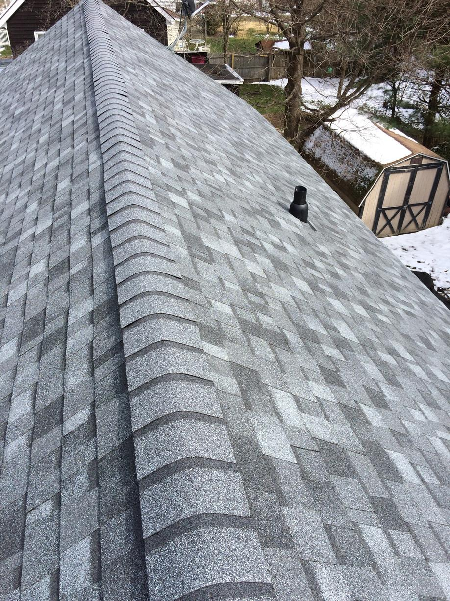 Full Roof Replacement in Unionville, CT