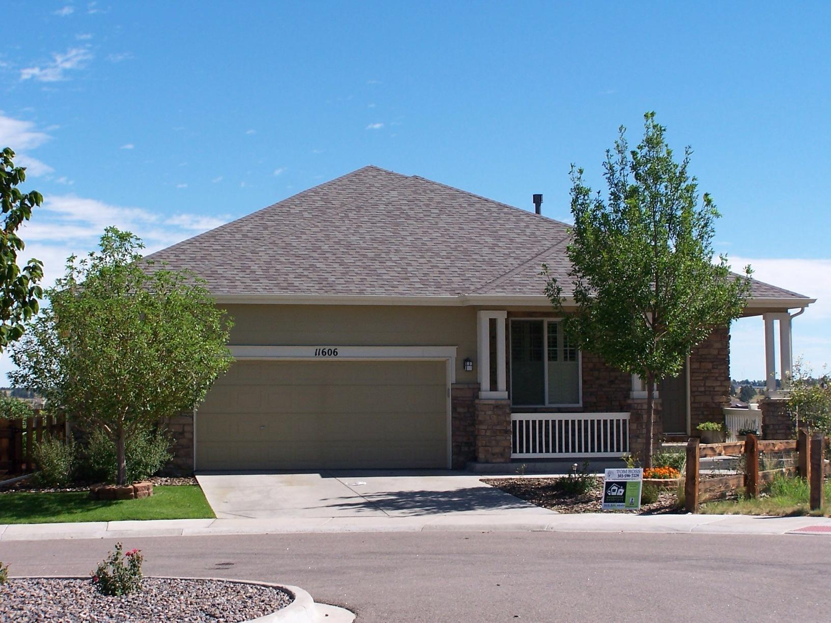 Installing a New Roof on a Parker, CO Home