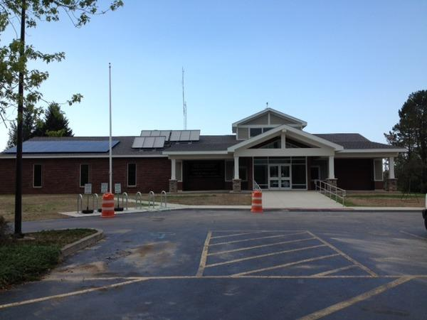 Commercial Electrical Project in Basom, NY