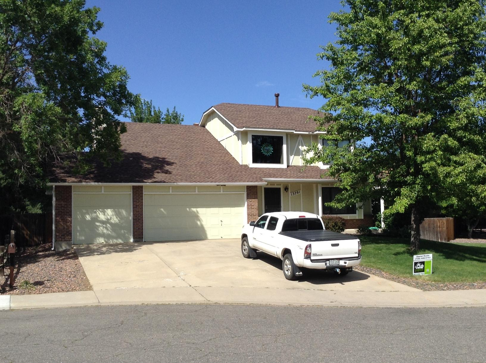 Roof Replacement in Arvada, CO