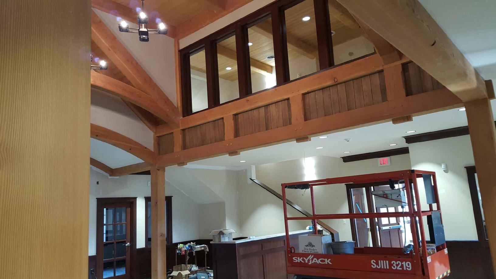 LNB Interior Lighting Installation in Fairport