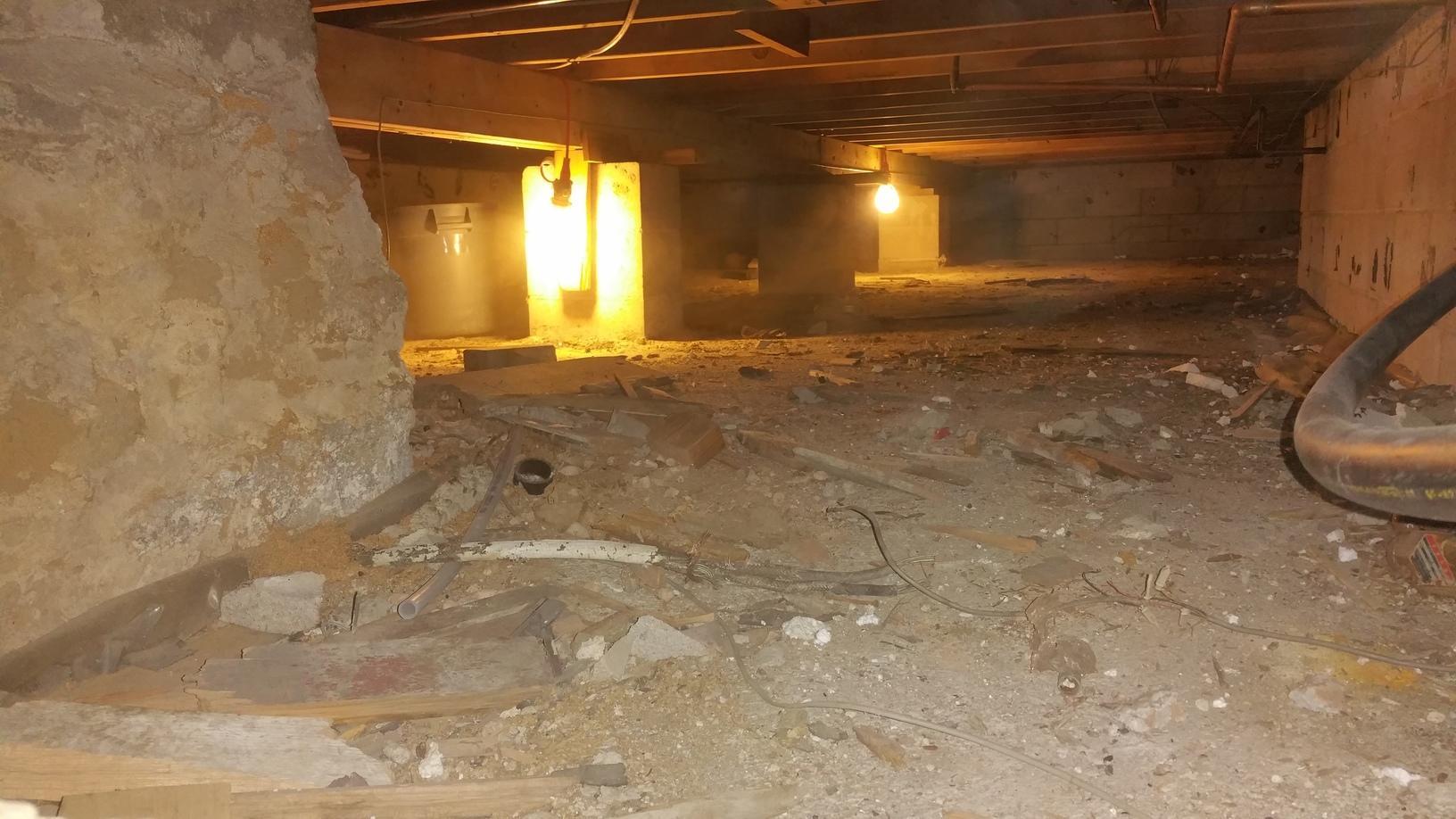 Basement waterproofing in Guilford, CT