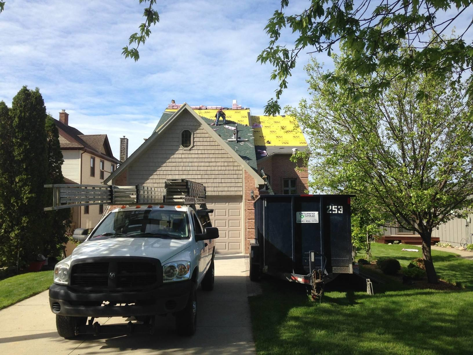 Roof Replacement Residential Roof Replacement New Roof
