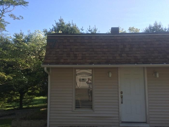 Roof Replacement Gambrel Barn Roof In Broad Brook Ct
