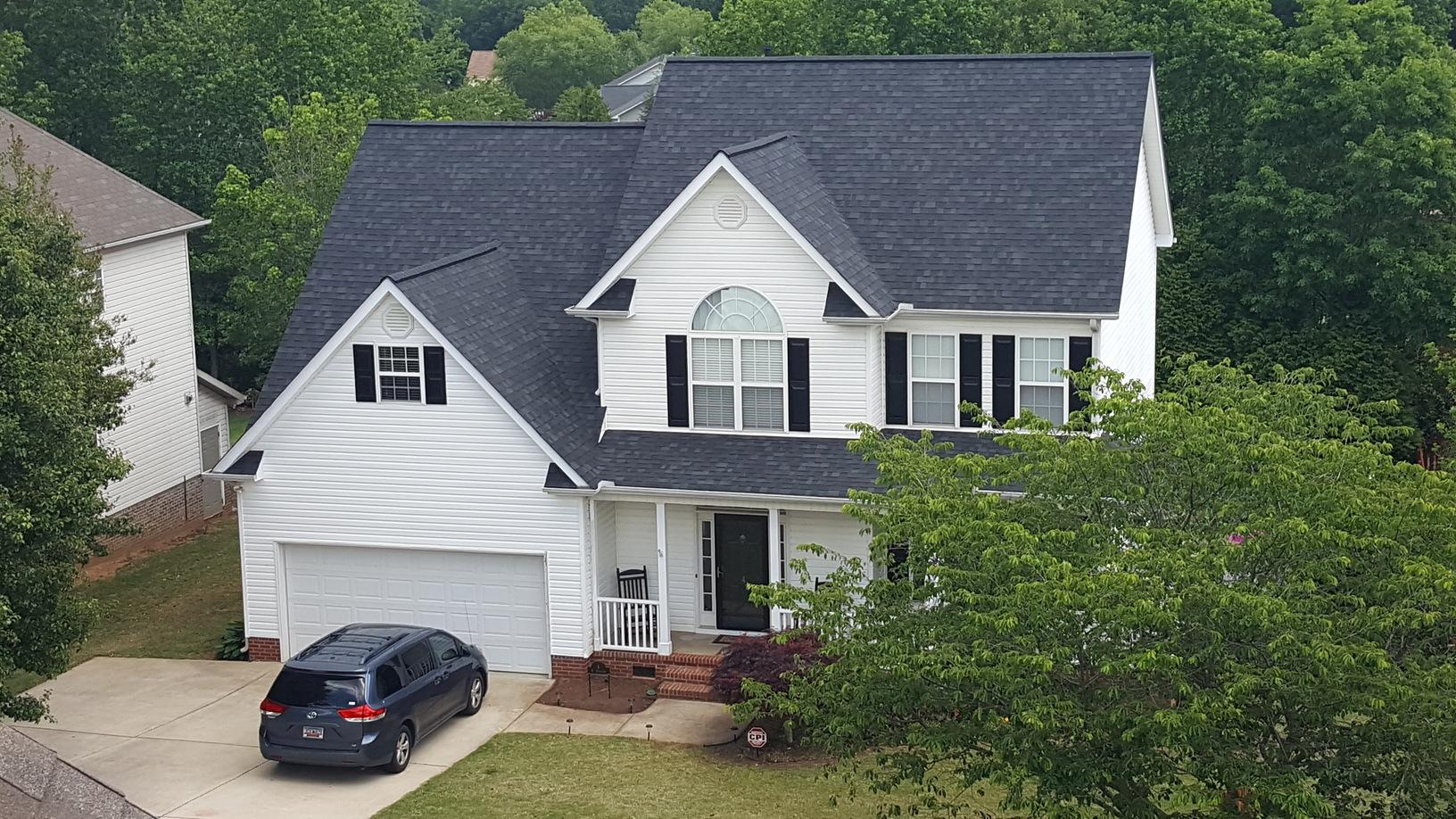 Roof Replacement in Greer, SC