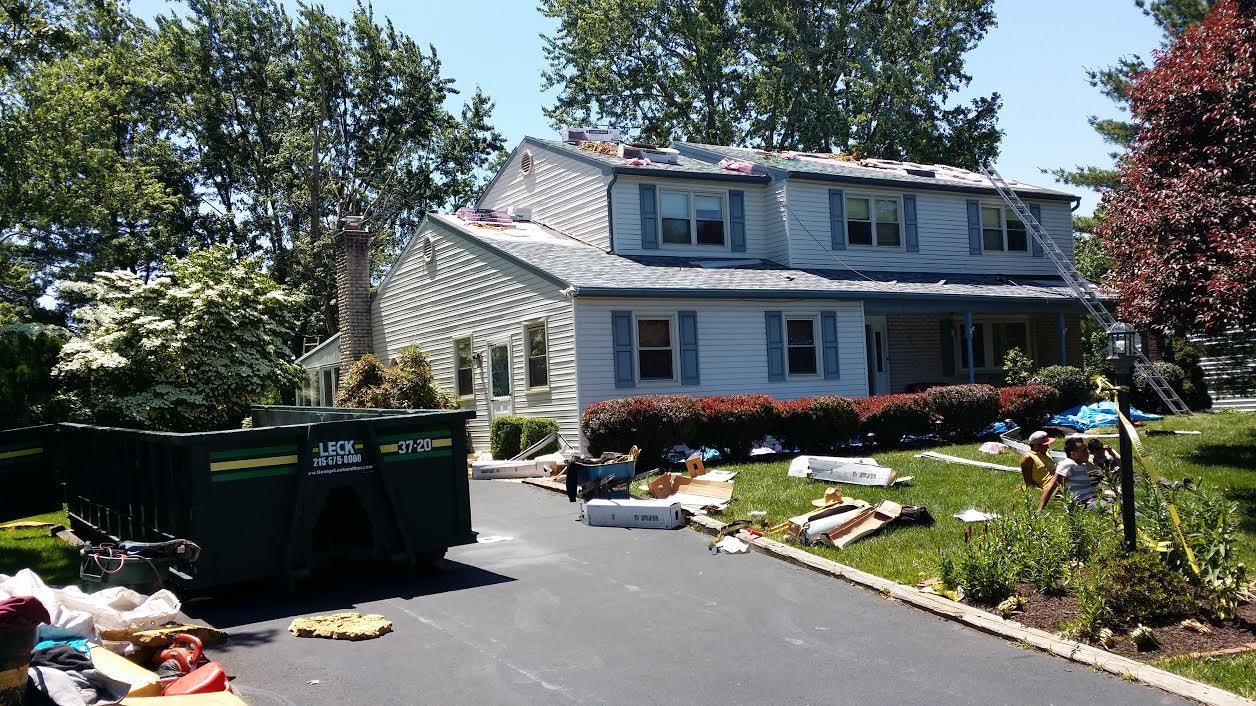 Professional Roofers in Lansdale