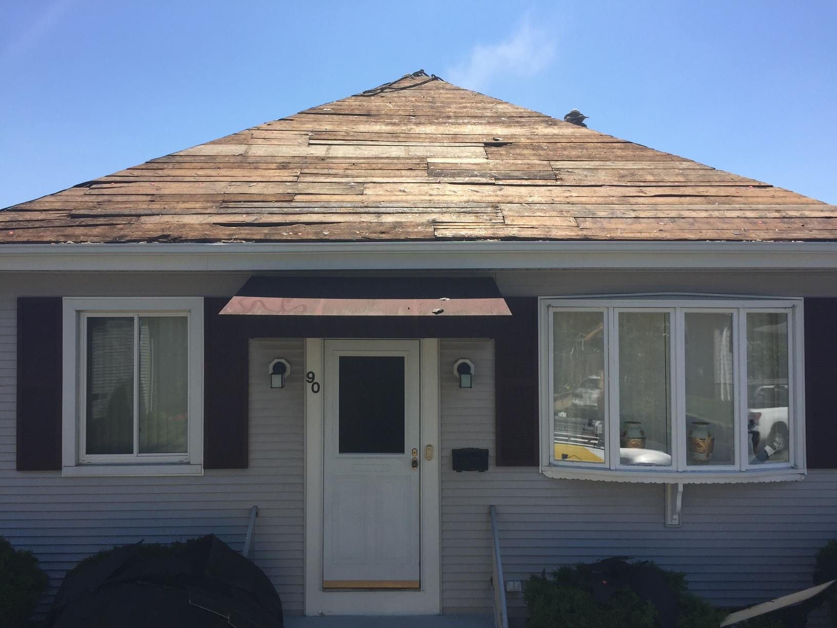 Roof Replacement East Providence Ri Shingle Roofing