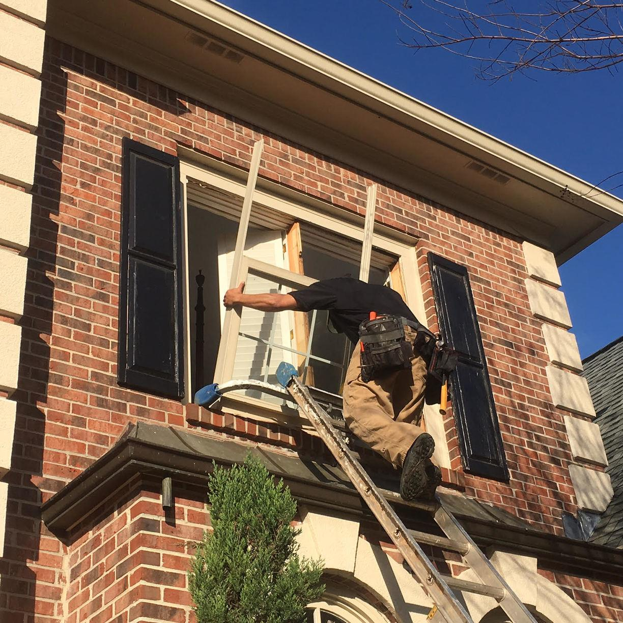 Window Removal