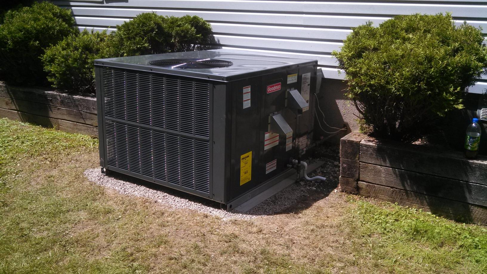 Air Conditioning Installation in Ithaca, NY