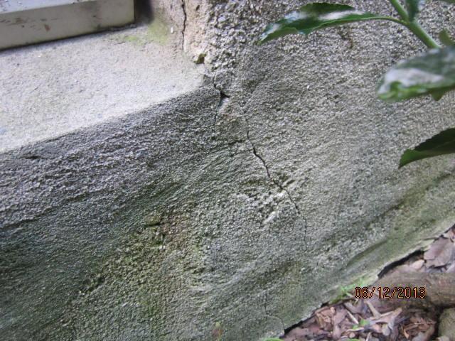 Foundation Crack in Darien, CT