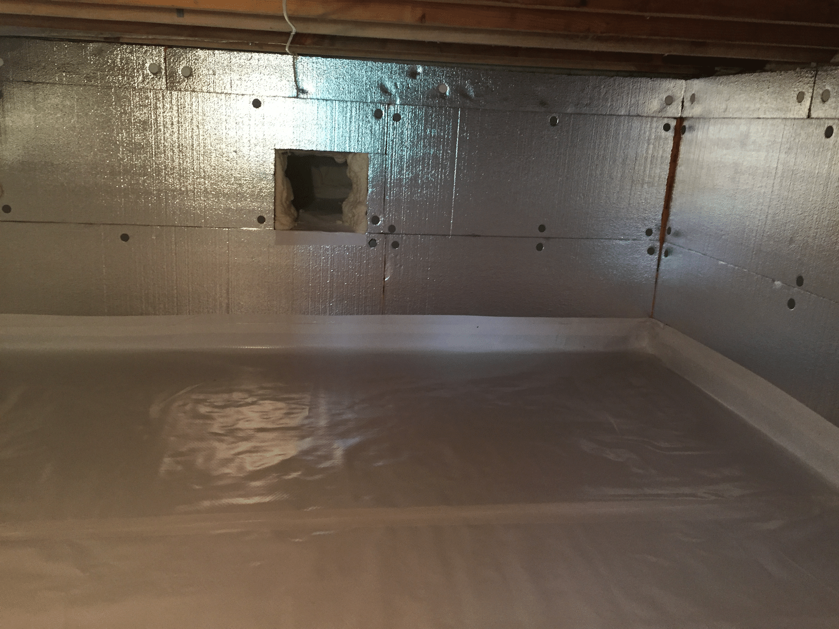 Crawlspace Encapsulation in Seymour, CT