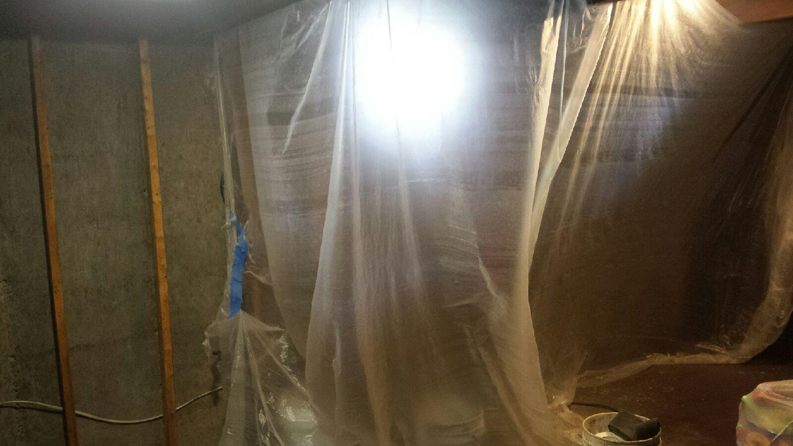 Coverings in the Basement, Portsmouth RI