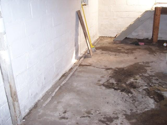 Basement Systems Of West Virginia Basement Waterproofing Photo