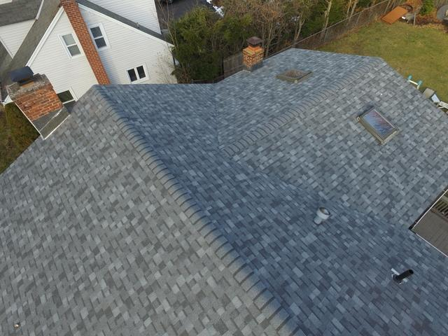 Millstream Construction Roof Replacement Photo Album