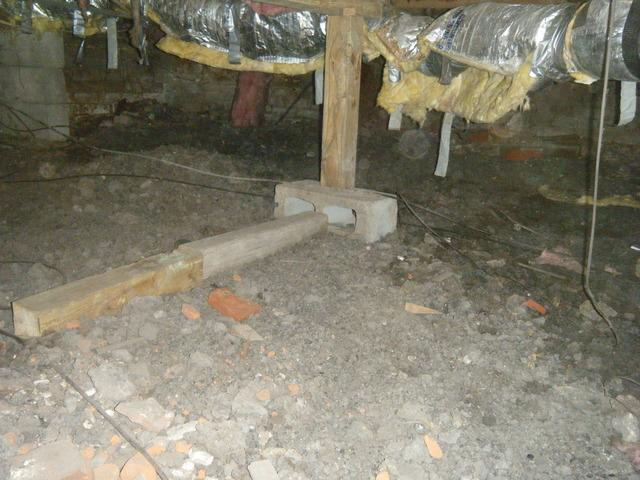 What Causes Sagging Floors over Crawlspaces in Madisonville, KY?