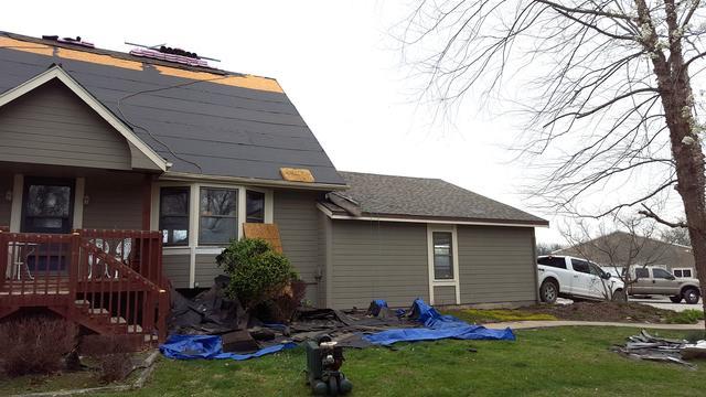 Arrow Renovation Roof Replacement Photo Album Pleasant
