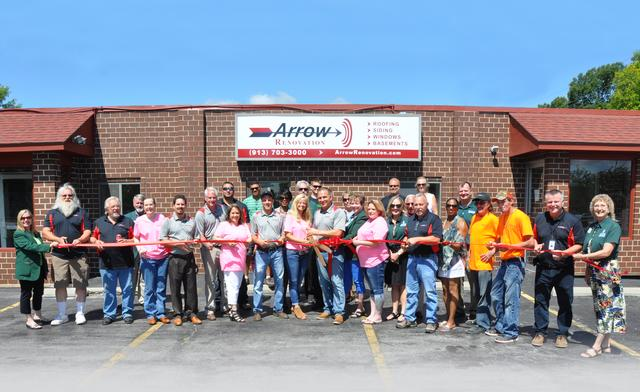Arrow Renovation is a Class 'A' General Contractor. As a veteran owned business, we serve Fort Leavenworth, Kansas and other...