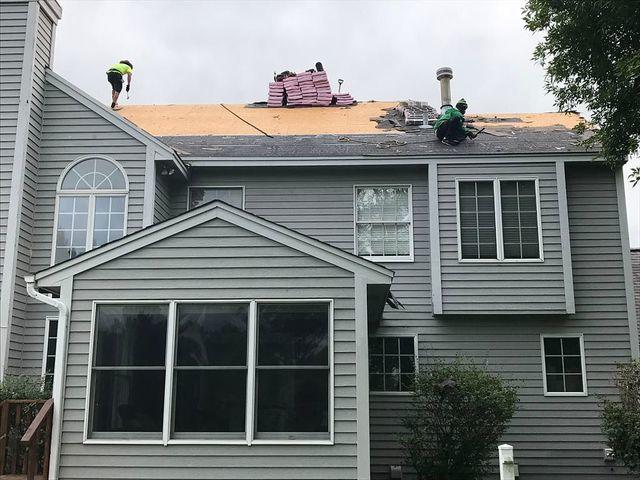 Trinity Exteriors Inc Roof Repair Photo Album Lake