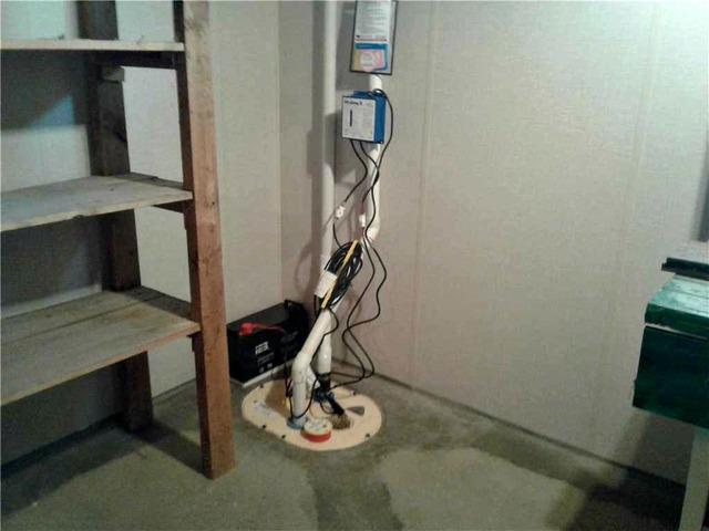 Wet Basement and Bowing Walls