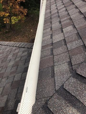 My Pros Photo Album Leaf Protection Gutter Toppers In