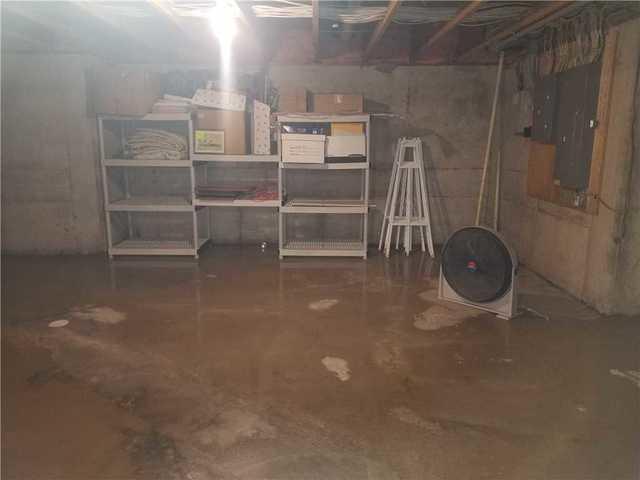 Ayers Basement Systems Basement Waterproofing Photo Album A
