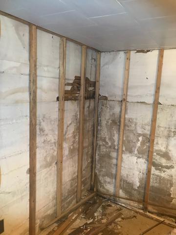 American Waterworks Basement Waterproofing Photo Al