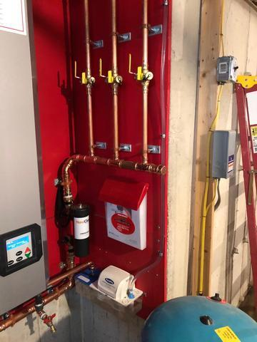 Jack Hall Plumbing Amp Heating Heating Photo Album