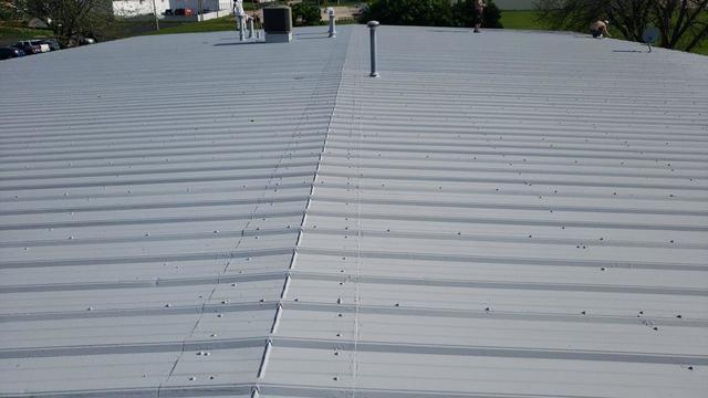 My Pros Roof Replacement Photo Album Gaco Silicone