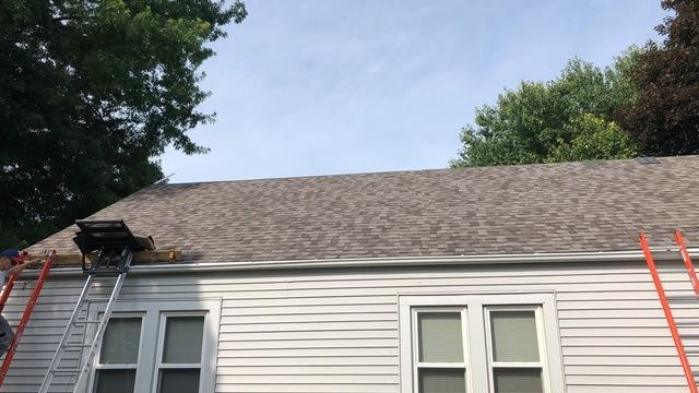 My Pros Roof Replacement Photo Album Certainteed