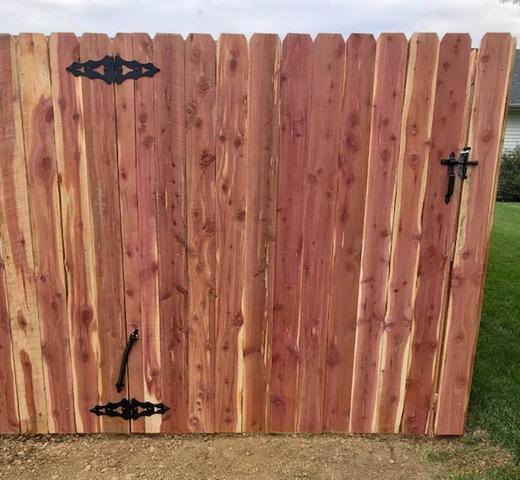 Fence Amp Deck Depot Photo Album Red Cedar Privacy Fence