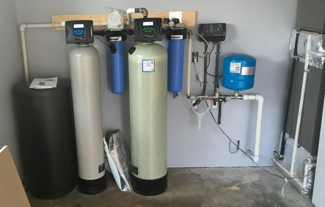 Sippel Water Care - Installation Photo Album - Water Softener Systems in Albany, OR