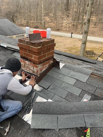 Klaus Roofing Of Ohio Roof Repair Photo Album Leaking