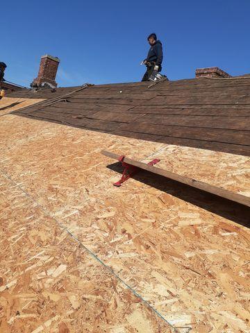 Built Right Home Solutions Roof Repair Photo Album