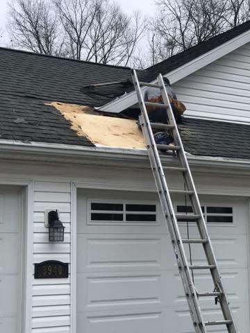 Klaus Roofing Of Ohio Roof Repair Photo Album Roof