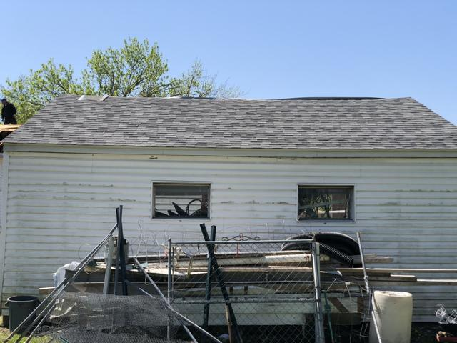 Klaus Roofing Of Ohio Roof Replacement Photo Album