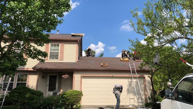 Klaus Roofing Of Ohio Photo Album Roof Replacement In