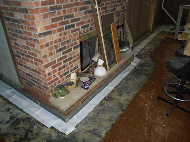 Basement waterproofing system in Grand Rapids, MI