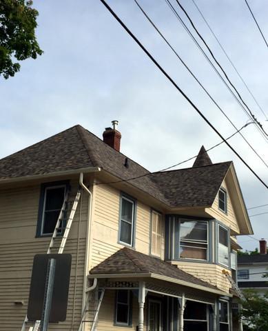 Klaus Larsen Llc Photo Album Victorian Roof Replacement