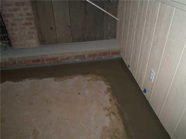 Basement waterproofing in Holland, MI
