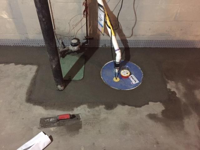 Albany sump pump