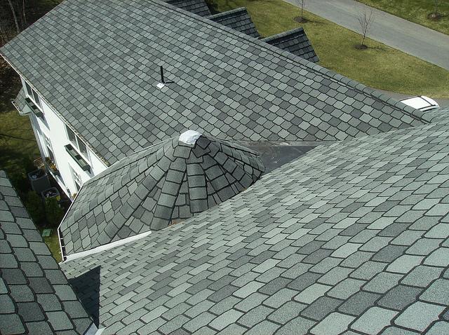 Asphalt roofing in Weston, MA