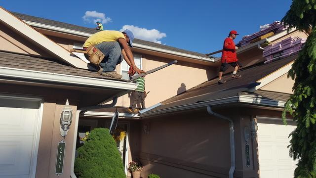 Arrow Renovation Roof Replacement Photo Album Roof