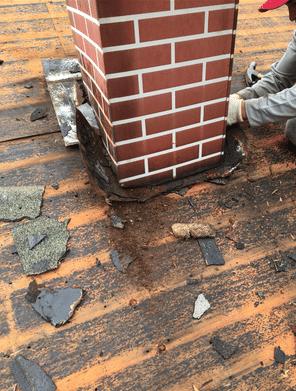 Millstream Construction Roof Replacement Photo Album