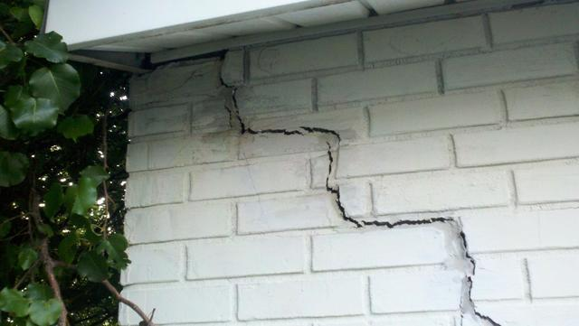Foundation Crack Needs Repair