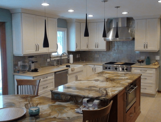 kitchen remodeling contractor near downers grove