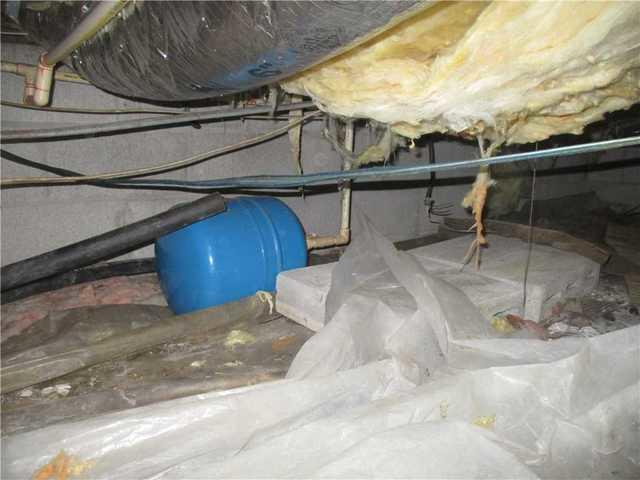 DryZone, LLC - Crawl Space Repair Photo Album - Crawl ...