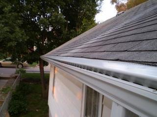 LeafX® is a premium gutter protection system that is constructed of 100% aluminum, requires no drilling into the roof or fascia of your home, and is only offered by authorized installation experts.