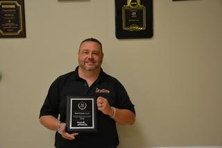 Monday, September 19, 2016, DryZone was awarded a 10-year milestone award from Basement Systems, Inc. DryZone has been part of the network for exactly 10 years and we could not be more thankful for the relationship we have with Basement Systems, Inc.
