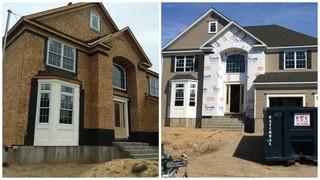 New construction and what beautiful results!